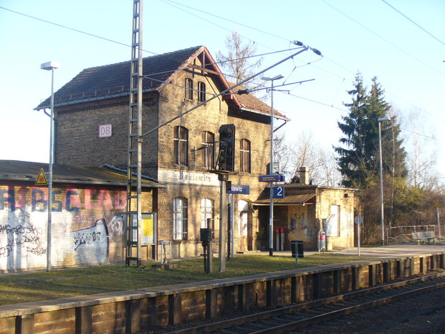 dahlewitz bahnhof