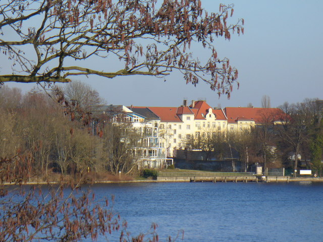 Koepenick - Spreeufer (Spree Riverbank)