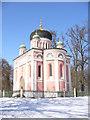 UUU6708 : Potsdam - Alexander-Newski-Gedaechtnis-Kirche (Alexander Nevski Memorial Church) von Colin Smith