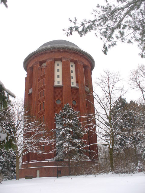 Steglitz - Wasserturm (Water Tower)