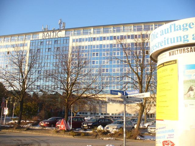 Hotel In Zinnowitz Gunstig