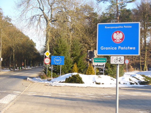 Ahlbeck Grenze (Ahlbeck International Border)