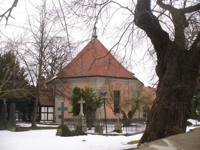Dorfkirche Zehlendorf (Zehlendorf Village Church)