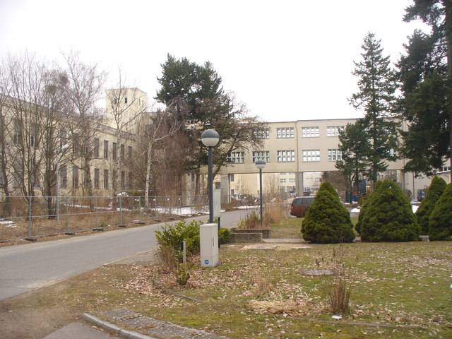McNair-Kaserne - Billy-Wilder-Promenade (McNair Barracks)