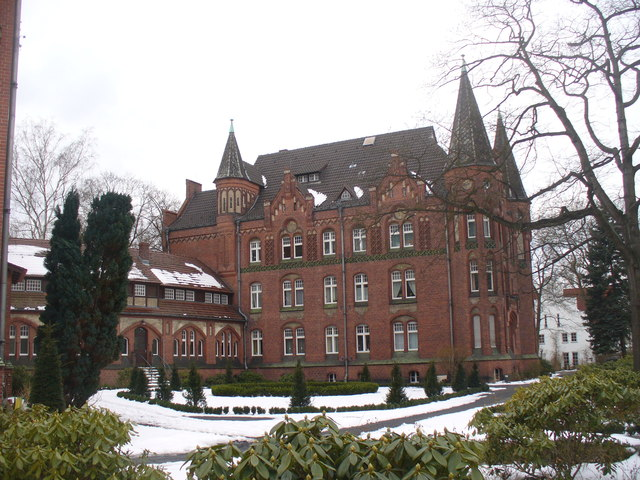 Lichterfelde-West - Rotherstift