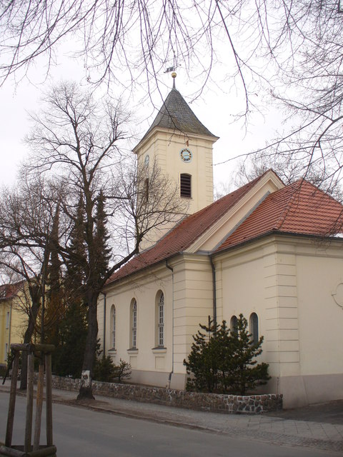 Hermsdorf - Dorfkirche (Village Church)