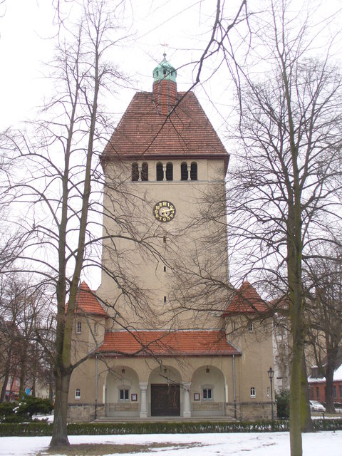Dorfkirche Alt-Tegel (Old Tegel Village Church)
