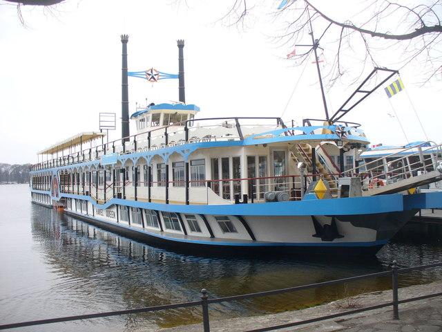Havel Queen, Schiff 1988