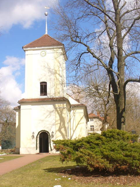 Alt-Luebars - Dorfkirche (Village Church)