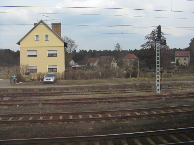 House by the tracks, Ziltendorf