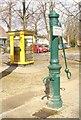 UUU8831 : Alt-Luebars - Historische Wasserpumpe (Historic Waterpump) von Colin Smith