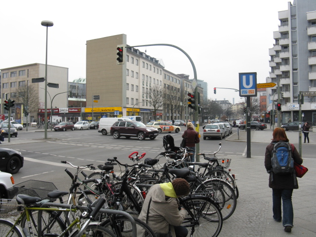 Berliner Strasse at Bundesallee