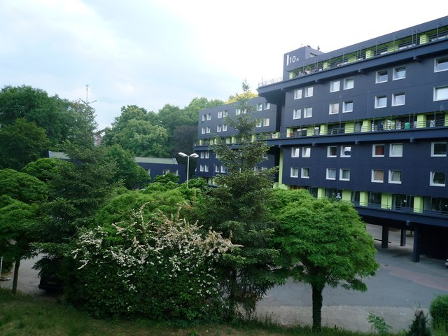 darmstadt in deutschland