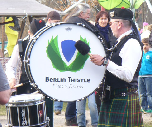 Berlin Thistle Pipes and Drums