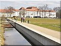 UUU8046 : Schlosspark Oranienburg - Graben von Colin Smith