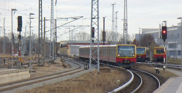 Zug Nach Oranienburg (Train to Oranienburg)