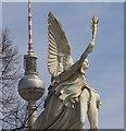 UUU9119 : Berlin - Schlossbrueckestatue von Colin Smith