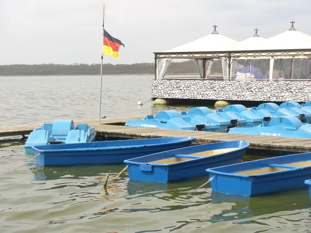 Rangsdorfer See - Bootsverleih (Rangsdorf Lake - Boats for Hire)