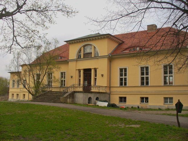 Gross Machnow - Gutshaus (Manor House)