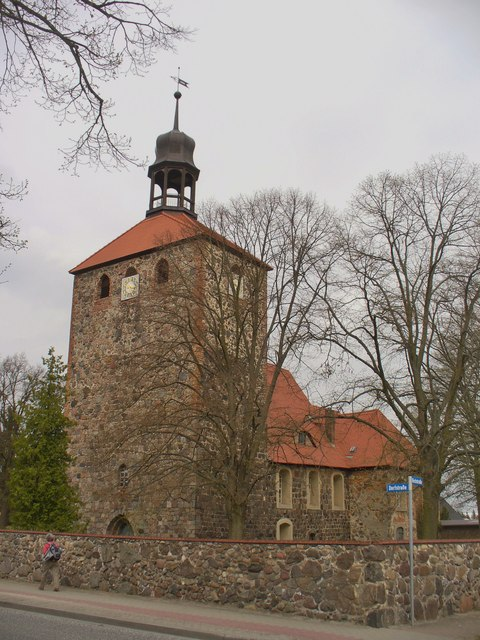 Gross Machnow - Dorfkirche (Village Church)