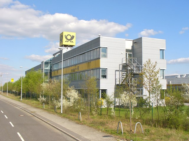 Stahnsdorf - Briefzentrum-Berlin-Suedwest (Berlin South-West Mail Centre)