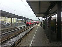 Ansbach: Bahnhof