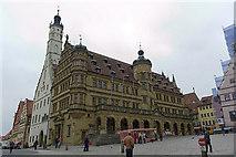 Rothenburg: Rathaus