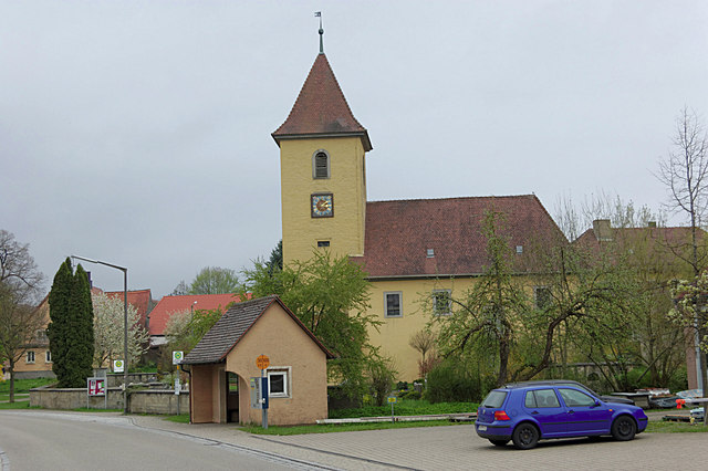 Windelsbach: Martinskirche