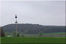 Hornau: Maibaum