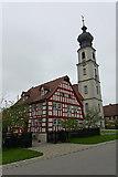 Binzwangen: Fachwerkhaus