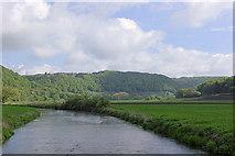 Die Altmühl bei Attenbrunnmühle