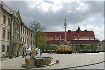 Eichstätt: Residenzplatz