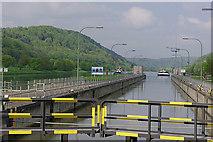 Main-Donau-Kanal: Schleuse Kelheim