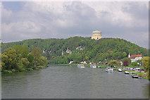 Die Donau bei Kelheim