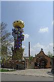 Abensberg: Hundertwasser-Turm
