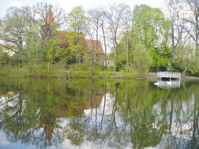 Britz - Kirchteich (Church Pond)