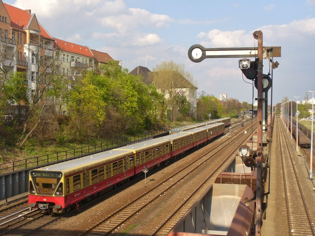 Berlin - Ringbahn (Circle Line)