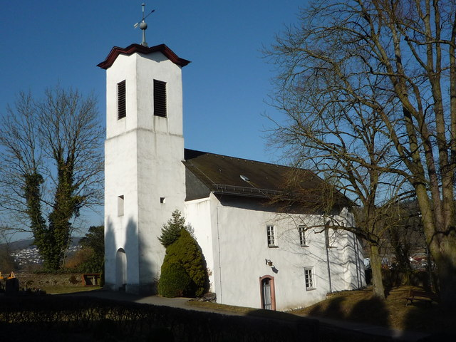 Evangelische Kirche in Burg (Protestant Church in Burg)