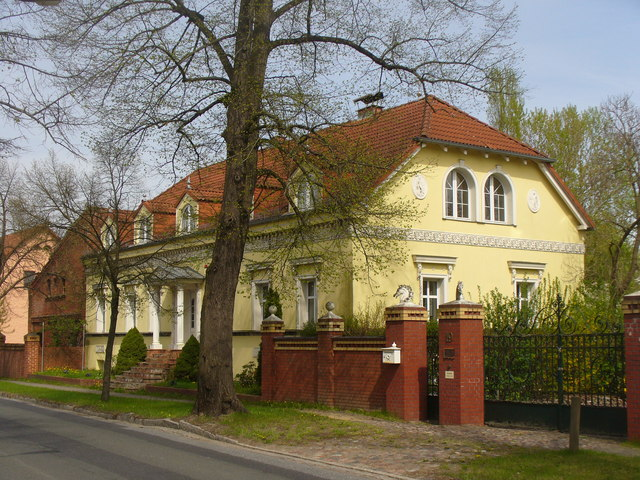Selchow - Historisches Haus (Historic House)
