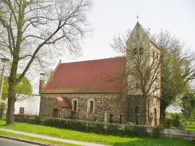 Wassmannsdorf - Dorfkirche (Village Church)