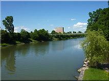 Der Neckar bei Oeffingen