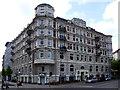 UNE6434 : Hamburg - Gründerzeithaus von Oxfordian Kissuth