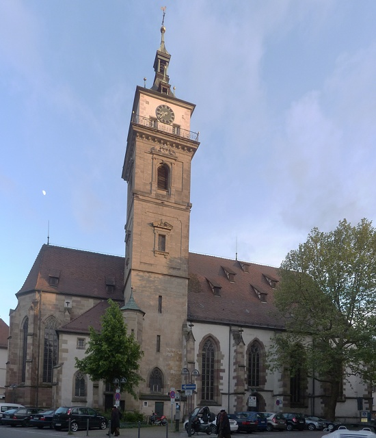 Bad Cannstatt: Stadtkirche