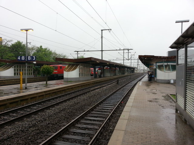 Neumuenster station