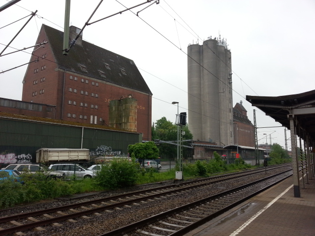 Stroeh industrial complex, Bad Oldesloe