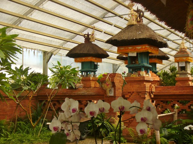 Berlin - Gaerten der Welt - Bali (Berlin - Gardens of the World - Bali)