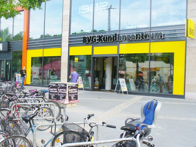 Koepenick - BVG Kundenzentrum (Berlin Transport Customers Centre)