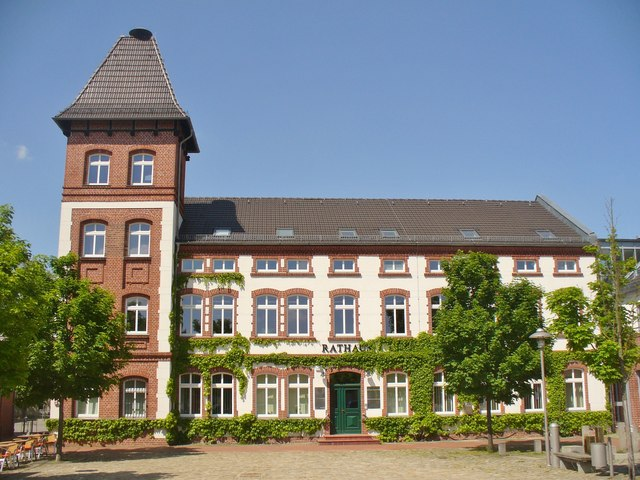 Woltersdorf - Rathaus (Town Hall)