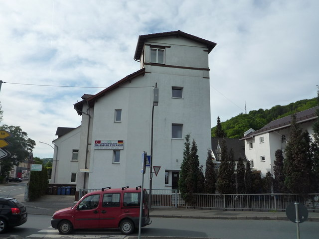 DITIB-Moschee in Dillenburg