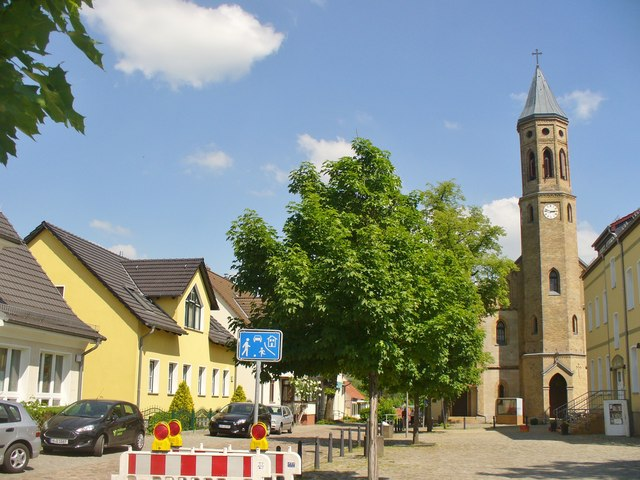 Woltersdorf - Ortskern (Town Centre)